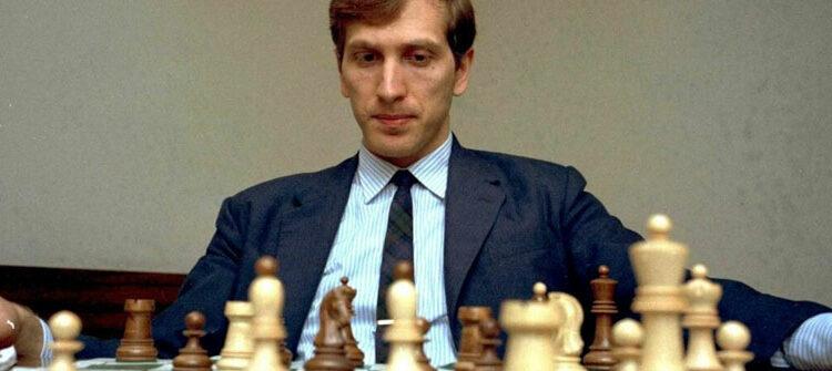 Des joueurs d'échecs de légende