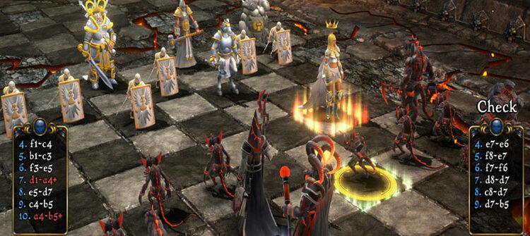 Les échecs autrement: Battle vs Chess